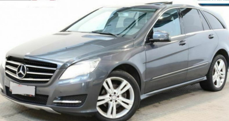 Mercedes Classe R 350 Mercedes-Benz R 350 CDI 7G 4MATIC/ 87.762.KM!! Noir occasion à Saint Patrice - photo n°2