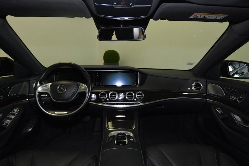 Mercedes Classe S 350 (W222) 350 BLUETEC EXECUTIVE L 7G-TRONIC PLUS Noir occasion à Quimper - photo n°5