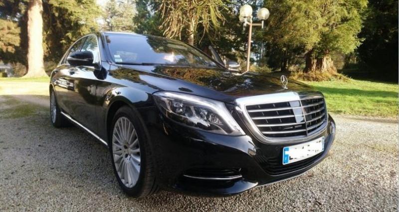 Mercedes Classe S 350 350 BlueTEC 7G-Tronic Plus 12/11/2014 Noir occasion à Saint Patrice - photo n°3