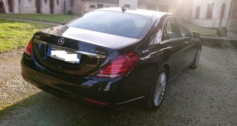 Mercedes Classe S 350 350 BlueTEC 7G-Tronic Plus 12/11/2014 Noir occasion à Saint Patrice - photo n°4