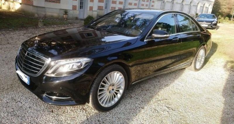 Mercedes Classe S 350 350 BlueTEC 7G-Tronic Plus 12/11/2014 Noir occasion à Saint Patrice