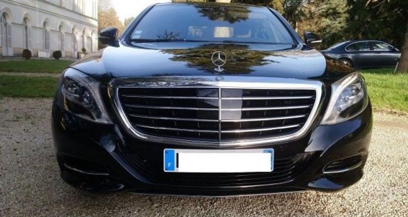 Mercedes Classe S 350 350 BlueTEC 7G-Tronic Plus 12/11/2014 Noir occasion à Saint Patrice - photo n°2