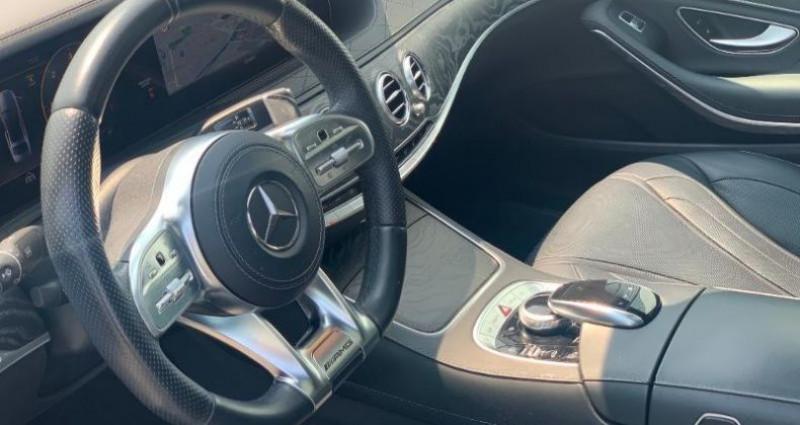 Mercedes Classe S 350 350 d 286ch Fascination 9G-Tronic Euro6c Noir occasion à Cambrai - photo n°6