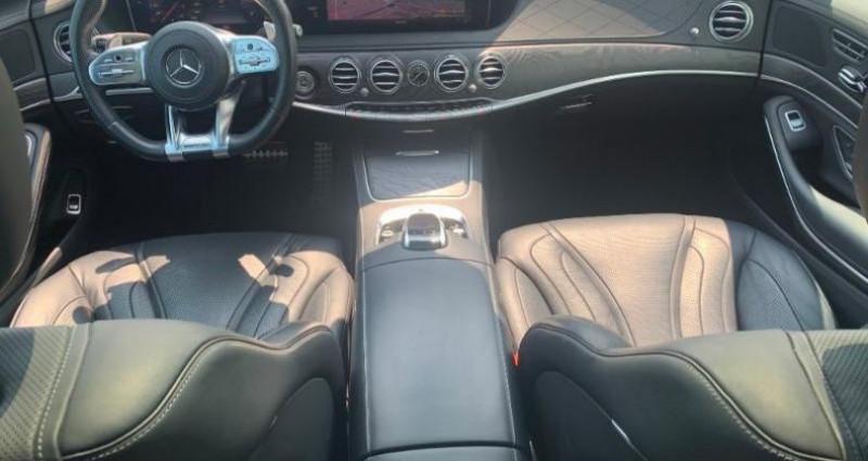 Mercedes Classe S 350 350 d 286ch Fascination 9G-Tronic Euro6c Noir occasion à Cambrai - photo n°5
