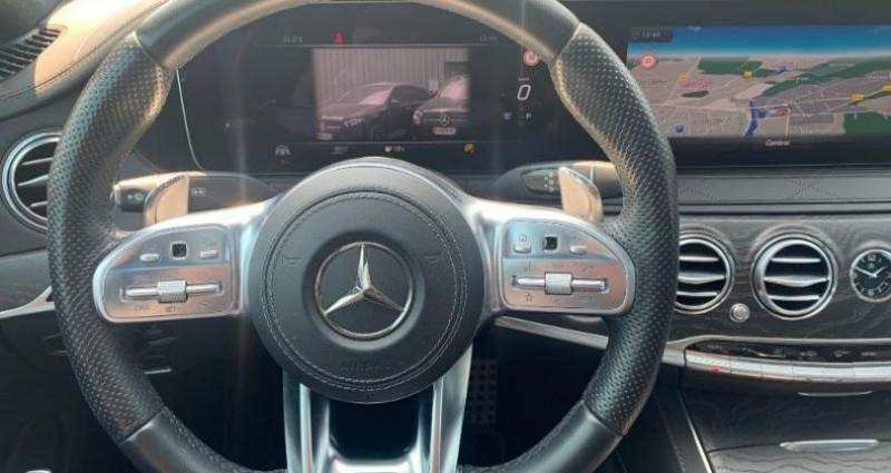 Mercedes Classe S 350 350 d 286ch Fascination 9G-Tronic Euro6c Noir occasion à Cambrai - photo n°7