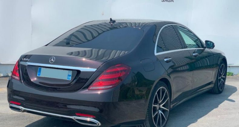 Mercedes Classe S 350 350 d 286ch Fascination 9G-Tronic Euro6c Noir occasion à Cambrai - photo n°4