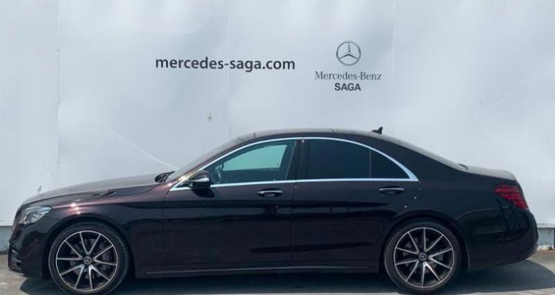 Mercedes Classe S 350 350 d 286ch Fascination 9G-Tronic Euro6c Noir occasion à Cambrai - photo n°3
