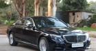 Mercedes Classe S 350 350 D LIMOUSINE EXECUTIVE 9 G TRONIC Noir 2016 - annonce de voiture en vente sur Auto Sélection.com