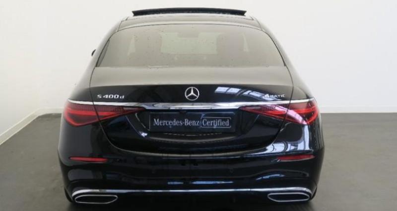Mercedes Classe S 400 400 d 330ch AMG Line 4Matic 9G-Tronic Noir occasion à Belleville Sur Vie - photo n°7