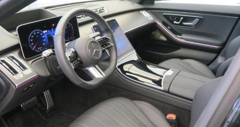 Mercedes Classe S 400 400 d 330ch AMG Line 4Matic 9G-Tronic Noir occasion à Belleville Sur Vie - photo n°4