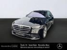 Mercedes Classe S 400 400 d 330ch AMG Line 4Matic 9G-Tronic Noir à SAINT-MALO 35