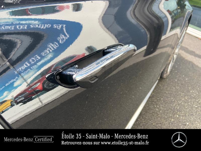 Mercedes Classe S 400 400 d 330ch AMG Line 4Matic 9G-Tronic Noir occasion à SAINT-MALO - photo n°18