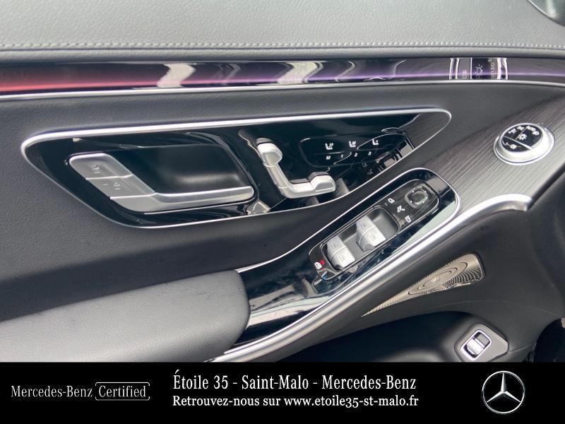 Mercedes Classe S 400 400 d 330ch AMG Line 4Matic 9G-Tronic Noir occasion à SAINT-MALO - photo n°14