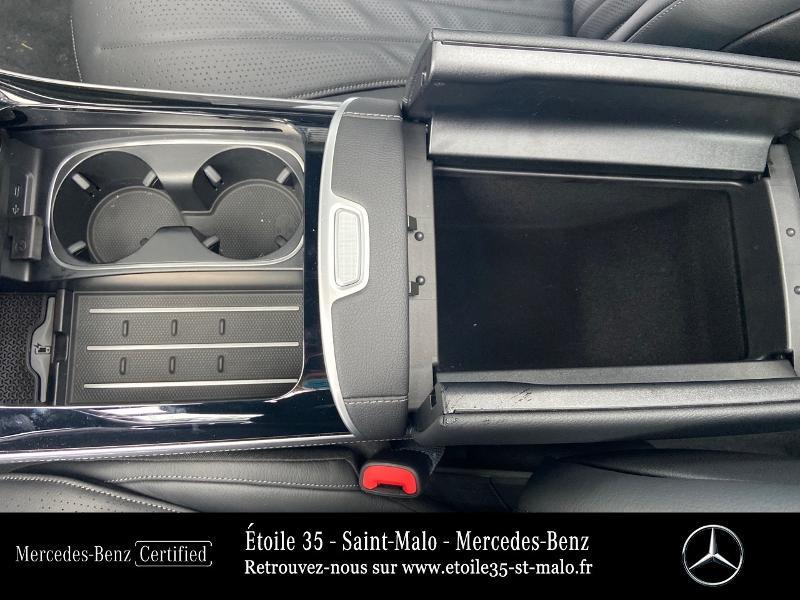 Mercedes Classe S 400 400 d 330ch AMG Line 4Matic 9G-Tronic Noir occasion à SAINT-MALO - photo n°19