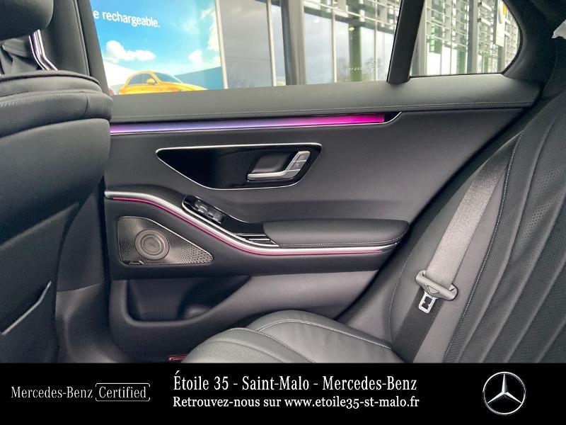 Mercedes Classe S 400 400 d 330ch AMG Line 4Matic 9G-Tronic Noir occasion à SAINT-MALO - photo n°16