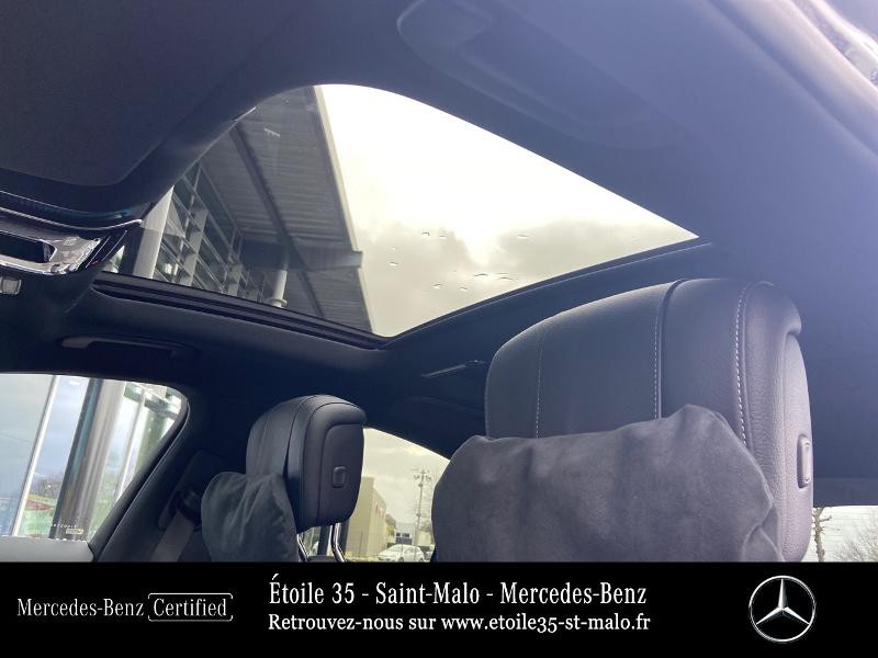 Mercedes Classe S 400 400 d 330ch AMG Line 4Matic 9G-Tronic Noir occasion à SAINT-MALO - photo n°15