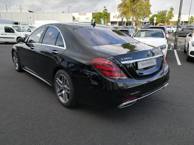 Mercedes Classe S 400 400 d Fascination 4Matic 9G-Tronic Noir occasion à PERPIGNAN - photo n°5