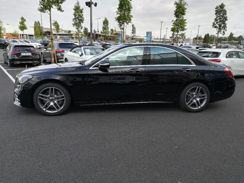 Mercedes Classe S 400 400 d Fascination 4Matic 9G-Tronic Noir occasion à PERPIGNAN - photo n°4