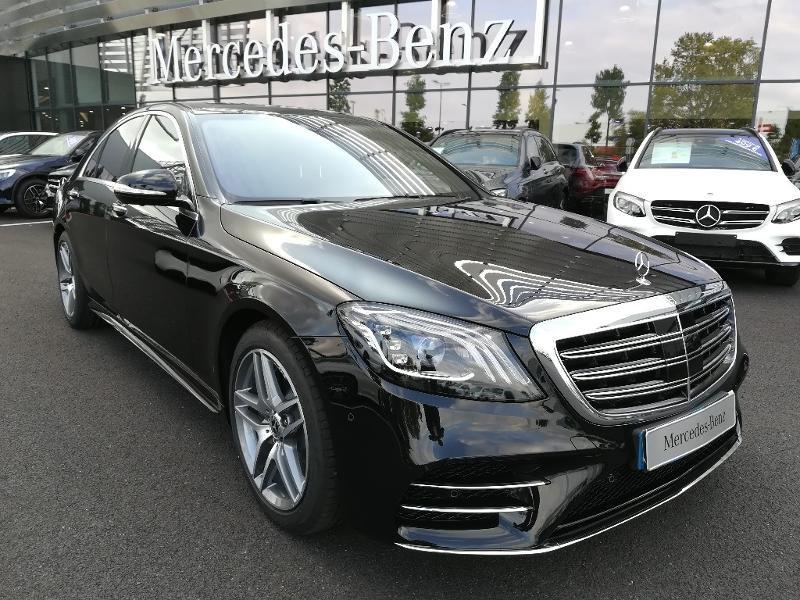 Mercedes Classe S 400 400 d Fascination 4Matic 9G-Tronic Noir occasion à PERPIGNAN