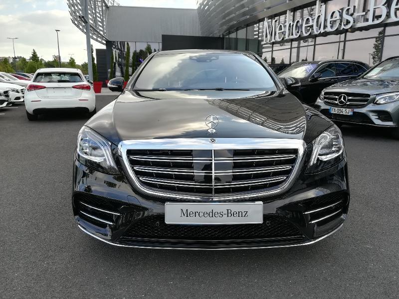 Mercedes Classe S 400 400 d Fascination 4Matic 9G-Tronic Noir occasion à PERPIGNAN - photo n°2