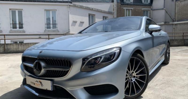 Mercedes Classe S 500 (C217) 500 4MATIC 9G-TRONIC Gris occasion à REZE