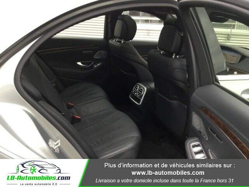 Mercedes Classe S 500 500 4Matic Argent occasion à Beaupuy - photo n°4