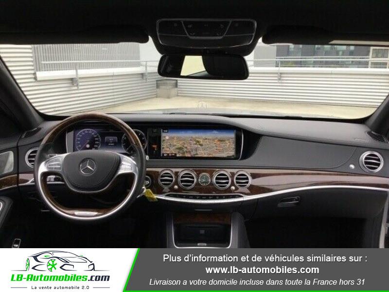 Mercedes Classe S 500 500 4Matic Argent occasion à Beaupuy - photo n°2