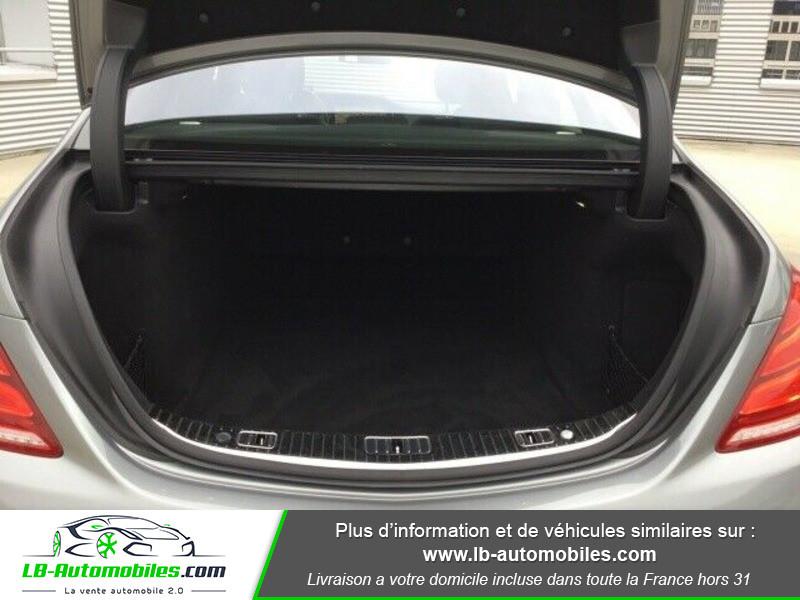 Mercedes Classe S 500 500 4Matic Argent occasion à Beaupuy - photo n°8