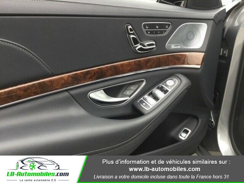 Mercedes Classe S 500 500 4Matic Argent occasion à Beaupuy - photo n°6
