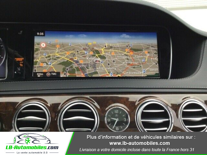 Mercedes Classe S 500 500 4Matic Argent occasion à Beaupuy - photo n°5
