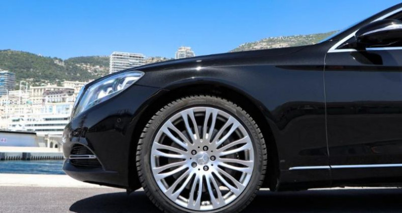 Mercedes Classe S 500 500 Maybach 4Matic Noir occasion à MONACO - photo n°7