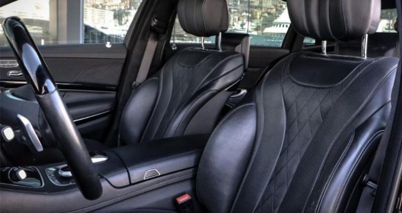 Mercedes Classe S 500 500 Maybach 4Matic Noir occasion à MONACO - photo n°5