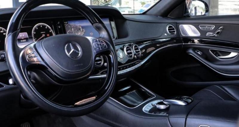 Mercedes Classe S 500 500 Maybach 4Matic Noir occasion à MONACO - photo n°4