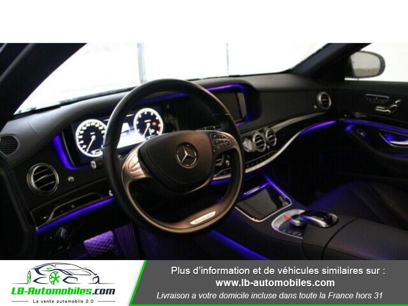 Mercedes Classe S 500 500 Noir occasion à Beaupuy - photo n°2