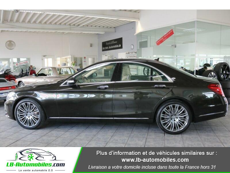Mercedes Classe S 500 500 Marron occasion à Beaupuy - photo n°14