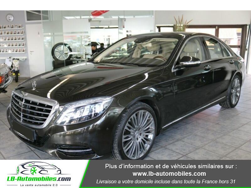 Mercedes Classe S 500 500 Marron occasion à Beaupuy