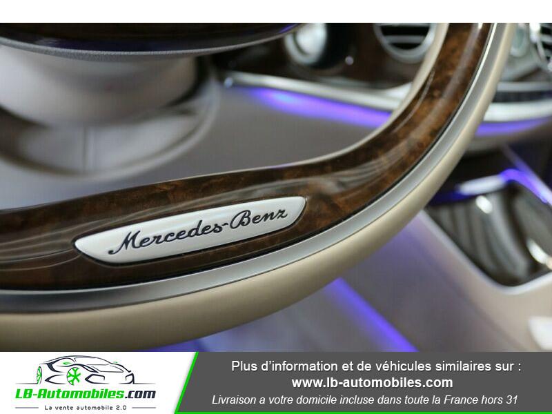 Mercedes Classe S 500 500 Marron occasion à Beaupuy - photo n°7