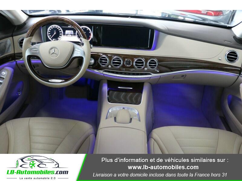 Mercedes Classe S 500 500 Marron occasion à Beaupuy - photo n°2