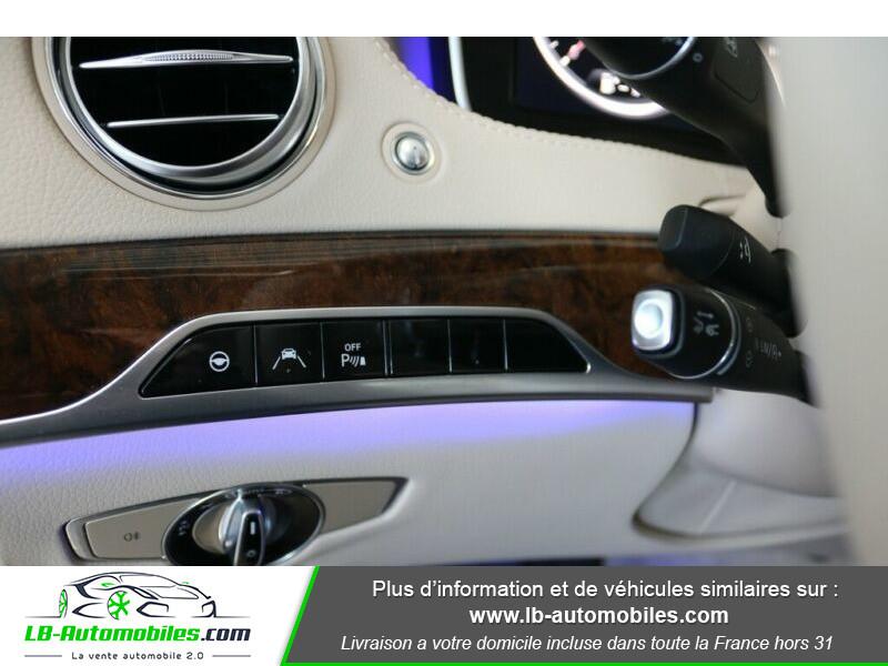 Mercedes Classe S 500 500 Marron occasion à Beaupuy - photo n°9