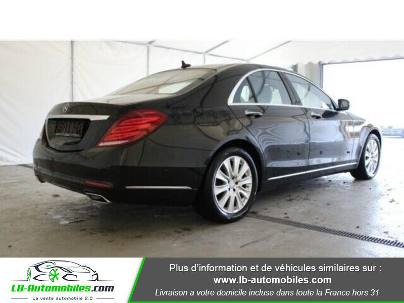 Mercedes Classe S 500 500 Noir occasion à Beaupuy - photo n°3