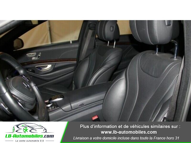 Mercedes Classe S 500 500 Noir occasion à Beaupuy - photo n°4