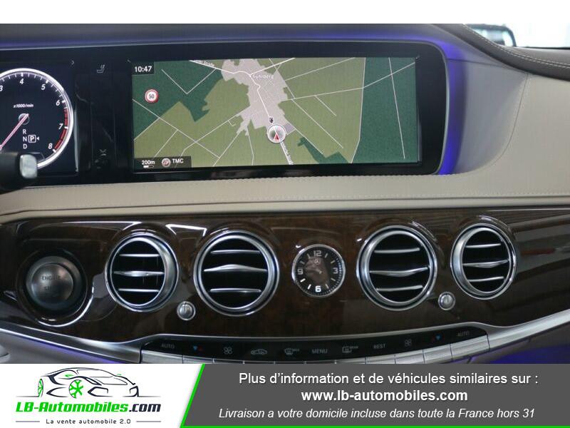 Mercedes Classe S 500 500 Marron occasion à Beaupuy - photo n°10