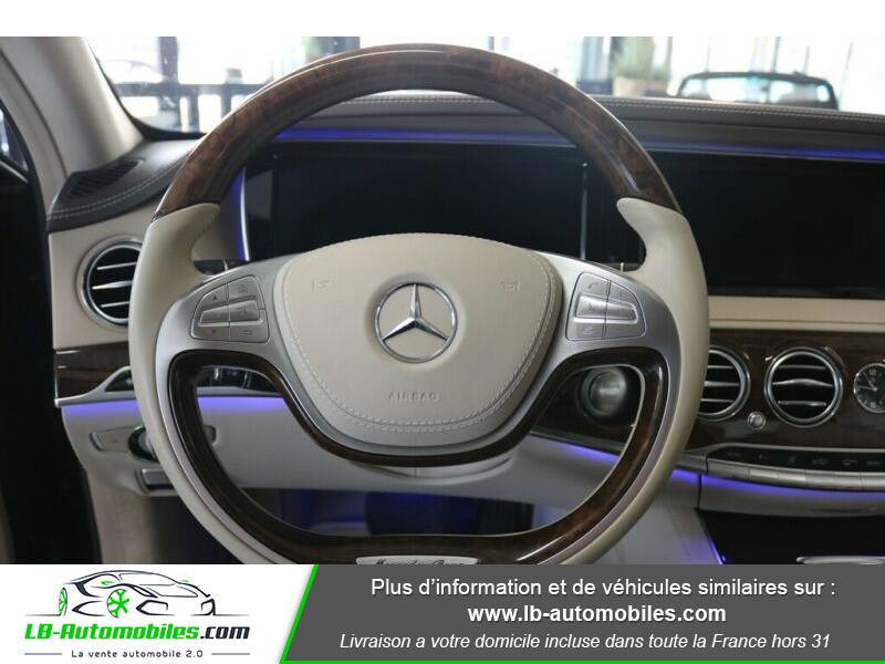 Mercedes Classe S 500 500 Marron occasion à Beaupuy - photo n°6