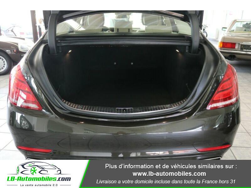 Mercedes Classe S 500 500 Marron occasion à Beaupuy - photo n°18