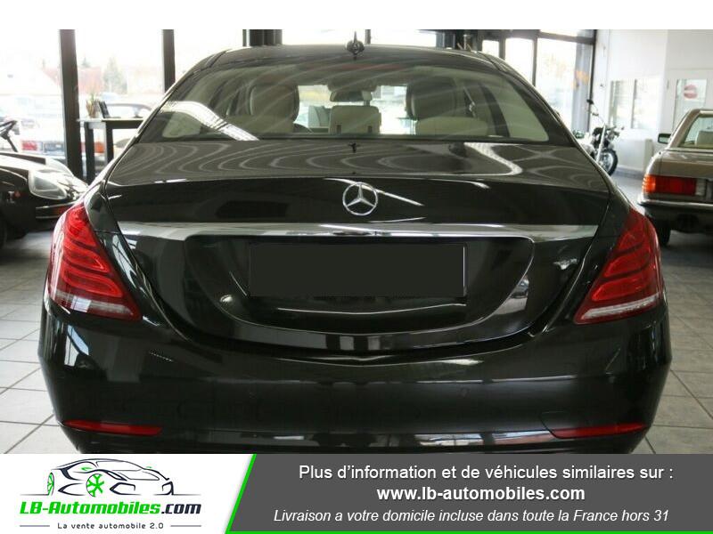 Mercedes Classe S 500 500 Marron occasion à Beaupuy - photo n°17