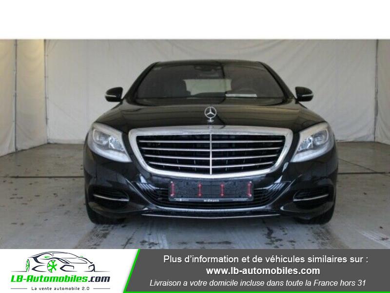 Mercedes Classe S 500 500 Noir occasion à Beaupuy - photo n°10