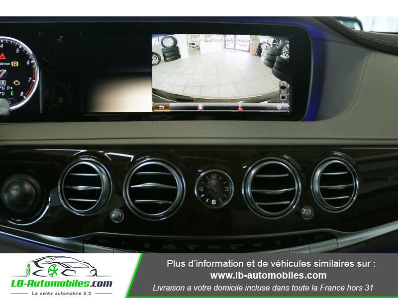Mercedes Classe S 500 500 Marron occasion à Beaupuy - photo n°11