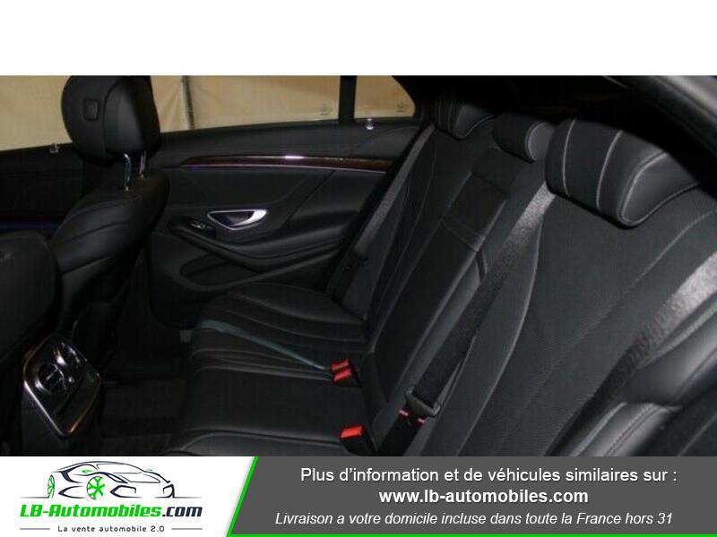 Mercedes Classe S 500 500 Noir occasion à Beaupuy - photo n°5