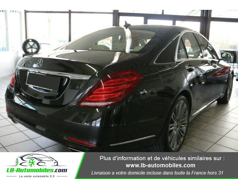 Mercedes Classe S 500 500 Marron occasion à Beaupuy - photo n°3