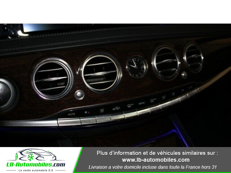 Mercedes Classe S 500 500 Noir occasion à Beaupuy - photo n°6